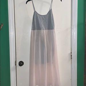 Knee length Ballerina style dress